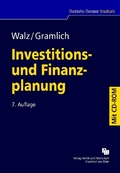 Investitions- und Finanzplanung, m. CD-ROM