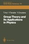 Group Theory and Its Applications in Physics