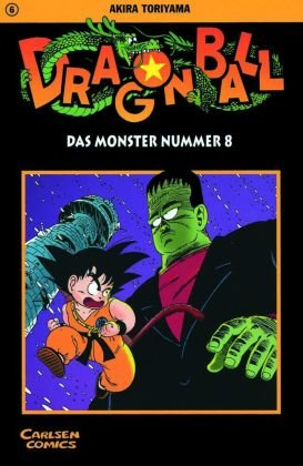 Dragon Ball - Das Monster Nummer 8