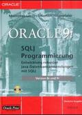 Oracle 9i SQLJ Programmierung