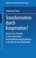 Transformation durch Kooperation?