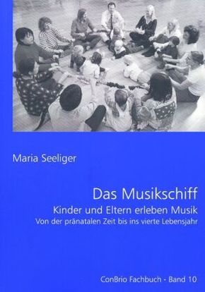 Das Musikschiff, m. Audio-CD