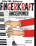 Fingerkraft, Vorstufe - Fingerpower, Prep Book