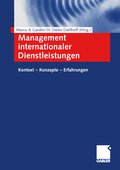 Management internationaler Dienstleistungen