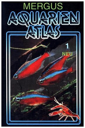 Aquarien Atlas - Bd.1