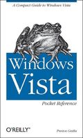 Windows Vista Pocket Reference