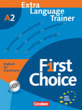 First Choice: Extra Language Trainer, m. CD-ROM; Bd.A2