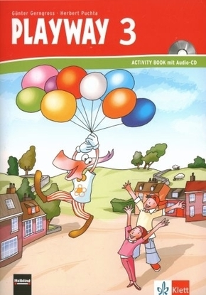 Playway ab Klasse 3: 3. Schuljahr, Activity Book m. Audio-CD