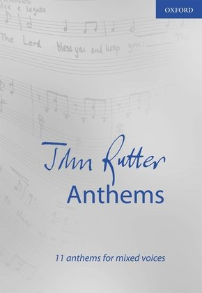 Anthems, Chorpartitur