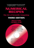Numerical Recipes Source Code v3.0, CD-ROM