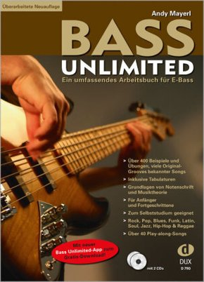 Bass Unlimited, m. 2 Audio-CDs