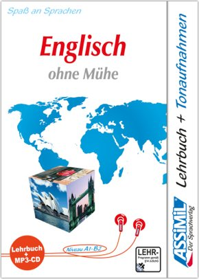 Assimil Englisch ohne Mühe: Lehrbuch, m. mp3-CD