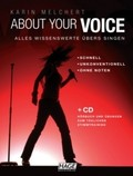 About Your Voice, m. Audio-CD