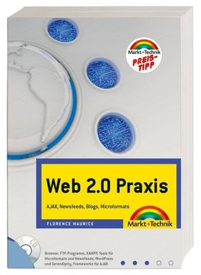 Gratis Buch: Webprogrammierung im Web 2.0 (AJAX & Co.) – 20€ gespart
