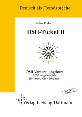 DSH-Ticket II, m. Audio-CD