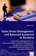 Value Driver Management und Balanced Scorecard in Russland