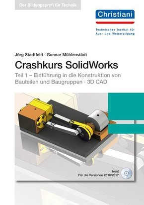 Crashkurs SolidWorks, m. CD-ROM - Tl.1