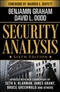Security Analysis, w. CD-ROM