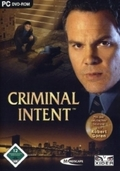 Criminal Intent in DVD Box, CD-ROM