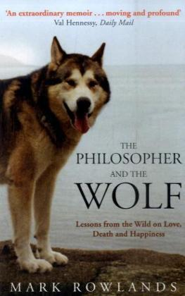 Philosopher and the Wolf