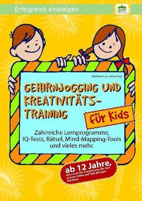Gehirnjogging und Kreativitätstraining für Kids