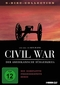 Civil War, Der amerikanische Bürgerkrieg, 5 DVDs (Amaray-Version)