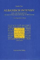 Albanisch intensiv, m. Audio-CD