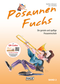 Posaunen Fuchs, m. Audio-CD - Bd.2
