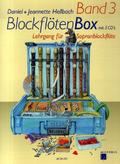 BlockflötenBox, m. 3 Audio-CDs - Bd.3