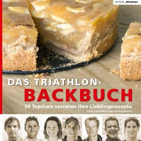 Das Triathlon-Backbuch