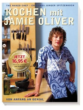 kochen mit jamie oliver. Black Bedroom Furniture Sets. Home Design Ideas