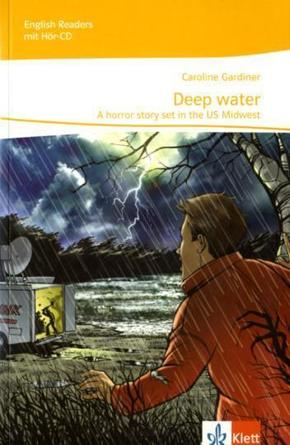 Deep water, m. Audio-CD