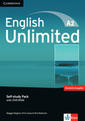 English Unlimited A2: Self-study Pack, w. DVD-ROM