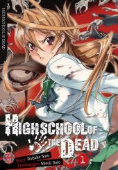 Highschool of the Dead - Bd.1