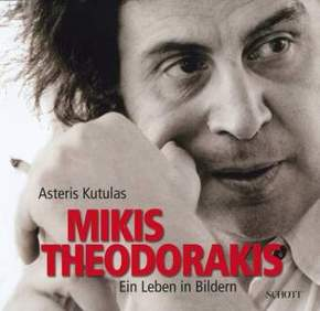 Mikis Theodorakis, m. 2 Audio-CDs u. 1 DVD