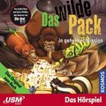 Das wilde Pack in geheimer Mission, 1 Audio-CD