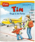 Tim fliegt in die Ferien