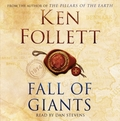 Fall of Giants, 12 Audio-CDs - Sturz der Titanen, 12 Audio-CDs, englische Version