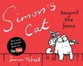 Simon's Cat, beyond the fence
