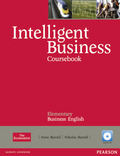 Intelligent Business, Elementary: Coursebook, w. 2 Audio-CDs and Style Guide booklet