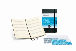 Moleskine Passion,  Large Size, Travel Journal