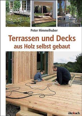 Terrassen und Decks aus Holz selbst gebaut - terrashop.de