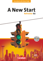 A New Start, Refresher (Aktuelle Ausgabe): Refresher B2, Course Book m. 3 Audio-CDs