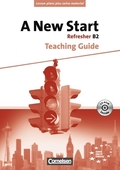 A New Start, Refresher (Aktuelle Ausgabe): Refresher B2, Teaching Guide, m. CD-ROM