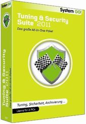 System Go! - Tuning & Security Suite 2011, CD-ROM