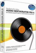 Audio Restaurator Pro 6, CD-ROM