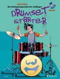 Drumset Starter, m. Audio-CD - Bd.1