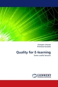 Quality for E-learning