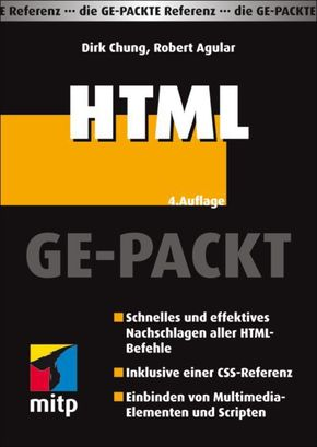 HTML Referenz - Ge-Packt (Inklusive CSS-Referenz)