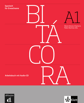 Bitácora: Arbeitsbuch A1, m. Audio-CD